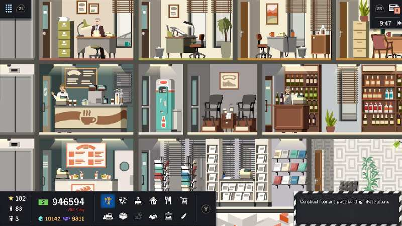 Project Highrise: Architects Edition (Switch)
