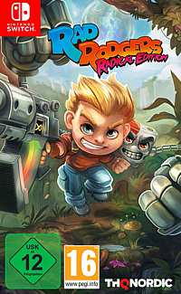 Rad Rodgers - Radical Edition (Switch)