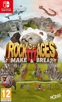 Rock of Ages 3: Make & Break (Switch)