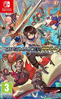 RPG Maker MV (Switch)