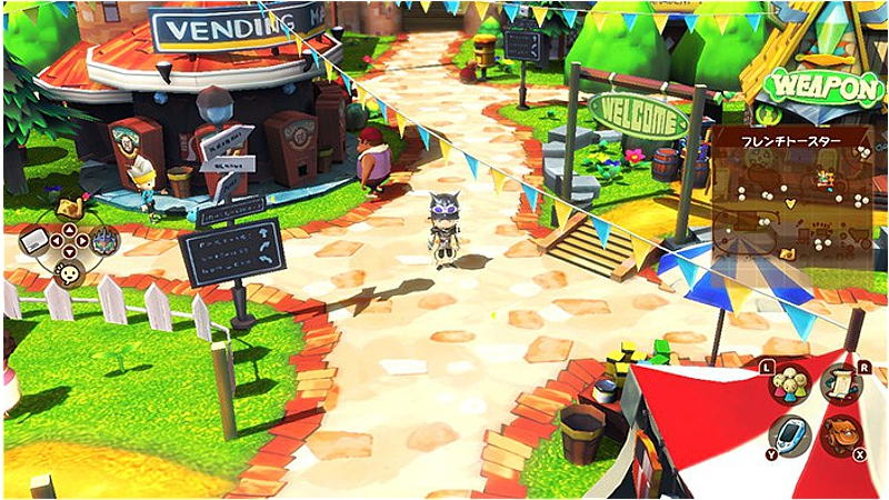 Snack World: Die Schatzjagd Gold (Switch)