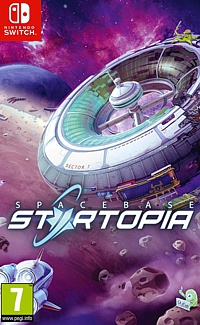 Spacebase Startopia (Switch)