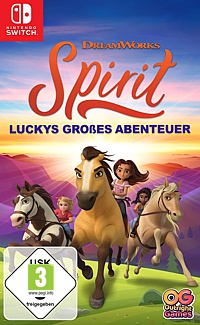 Spirit: Luckys grosses Abenteuer (Switch)