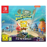 SpongeBob: Battle for Bikini Bottom - Rehydrated - F.U.N. Edition (Switch)