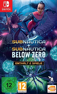 Subnautica + Subnautica: Below Zero (Switch)