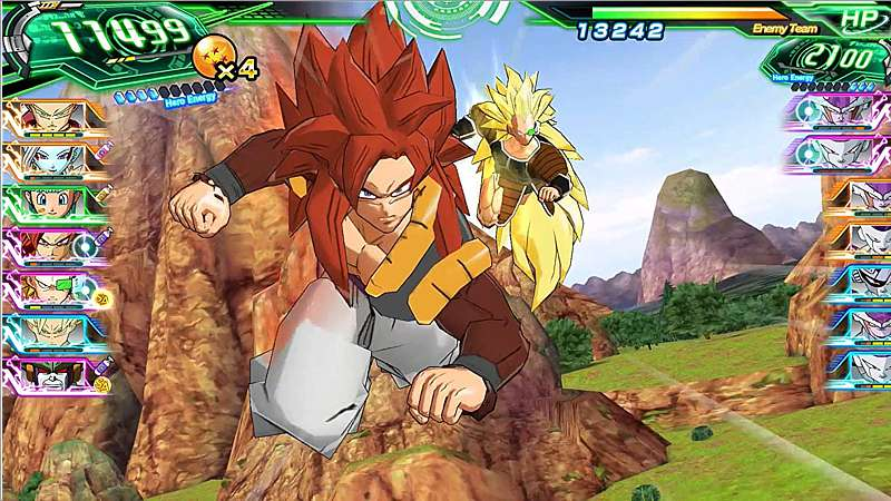 Super Dragonball Heroes: World Mission (Switch)