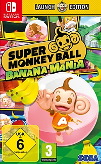 Super Monkey Ball: Banana Blitz HD (Switch)