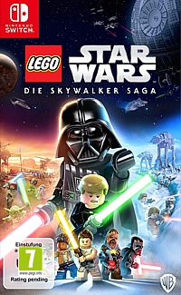 LEGO Star Wars: Die Skywalker Saga (Switch)