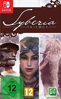Syberia Trilogy: Definitive Edition (Switch)