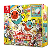 Taiko no Tatsujin: Drum n Fun! - Collectors Edition (Switch)