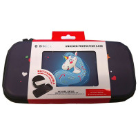 Tasche Nintendo Switch Unicorn 3D-Design (Switch)