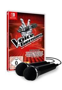 The Voice of Germany (mit 2 Mikrofonen) (Switch)