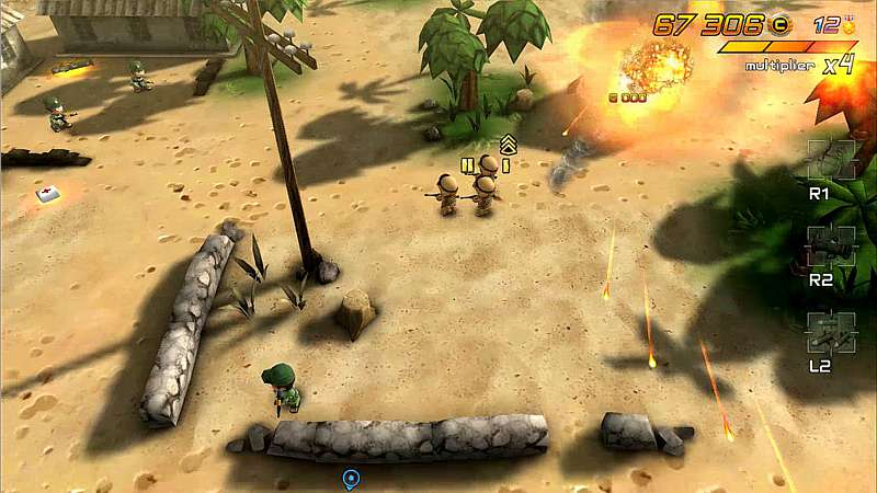 Tiny Troopers XL: Joint Ops (Switch)