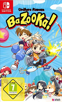 Umihara Kawase BaZooKa! (Switch)