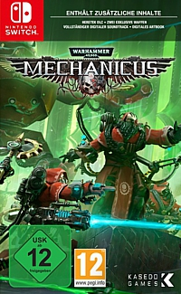Warhammer 40000: Mechanicus (Switch)