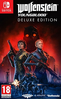 Wolfenstein: Youngblood - Deluxe Edition (Switch)