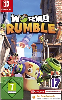 Worms Rumble (Code in a Box) (Switch)