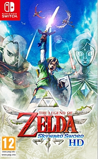 The Legend of Zelda: Skyward Sword HD (Switch)