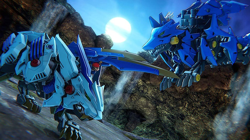 Zoids Wild: Blast Unleashed (Switch)