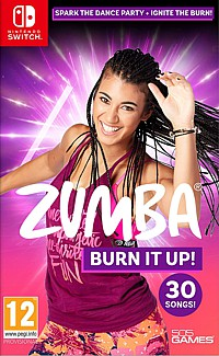 Zumba: Burn it Up! (Switch)