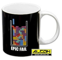 Tasse: Tetris - Epic Fail