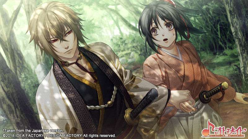 Hakuoki: Edo Blossoms (PS Vita)