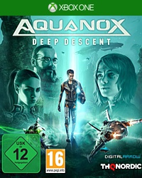 Aquanox: Deep Descent (Xbox One)