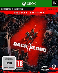 Back 4 Blood - Deluxe Edition (Xbox One)