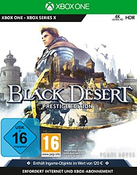 Black Desert - Prestige Edition (Xbox One)