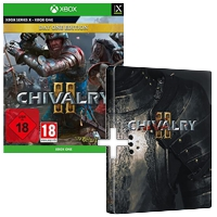 Chivalry 2 - Steelbook Edition (Xbox One)