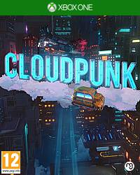 Cloudpunk (Xbox One)