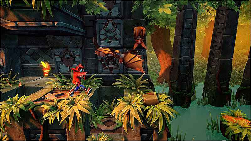 Crash Bandicoot N.Sane Trilogy (Switch)
