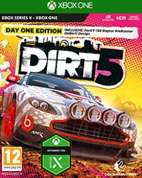 DIRT 5 - Day 1 Edition (Xbox One)