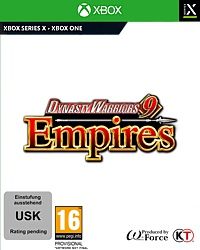 Dynasty Warriors 9 Empires (Xbox One)