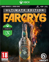 Far Cry 6 - Ultimate Edition (Xbox One)