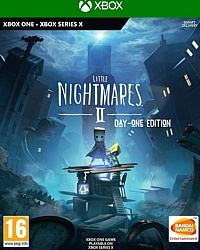 Little Nightmares 2 - Day 1 Edition (Xbox Series)