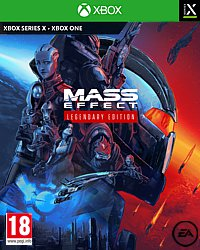 Mass Effect Legendary Edition (Xbox One)