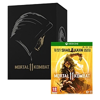 Mortal Kombat 11 - Kollectors Edition (Xbox One)