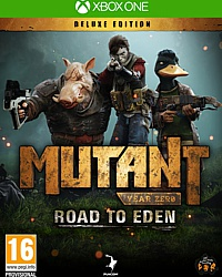 Mutant Year Zero: Road to Eden - Deluxe Edition (Xbox One)