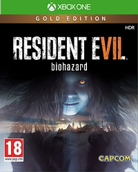 Resident Evil 7: Biohazard - Gold Edition (Xbox One)