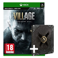 Resident Evil Village - Steelbook Edition (Xbox One)