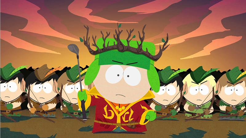 South Park: Der Stab der Wahrheit Remastered (Xbox One)