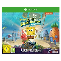 SpongeBob: Battle for Bikini Bottom - Rehydrated - F.U.N. Edition (Xbox One)