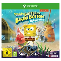 SpongeBob: Battle for Bikini Bottom - Rehydrated - Shiny Edition (Xbox One)
