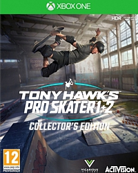 Tony Hawks Pro Skater 1+2 - Collectors Edition (Xbox One)