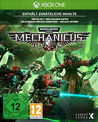 Warhammer 40000: Mechanicus (Xbox One)