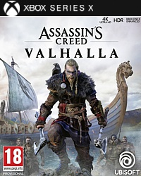 Assassins Creed: Valhalla (Xbox Series X)