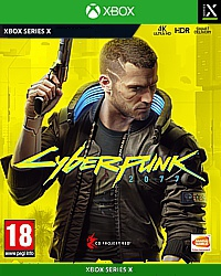 Cyberpunk 2077 - Day One Edition (Xbox One)