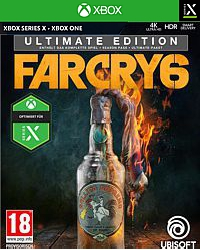 Far Cry 6 - Ultimate Edition (Xbox Series)