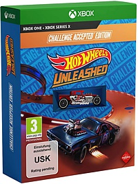 Hot Wheels Unleashed - Challenge Accepted Edition (Xbox Series)